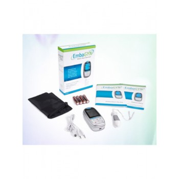 Комплект: Электромиостимулятор EmbaGYN, лубрикант 200мл
